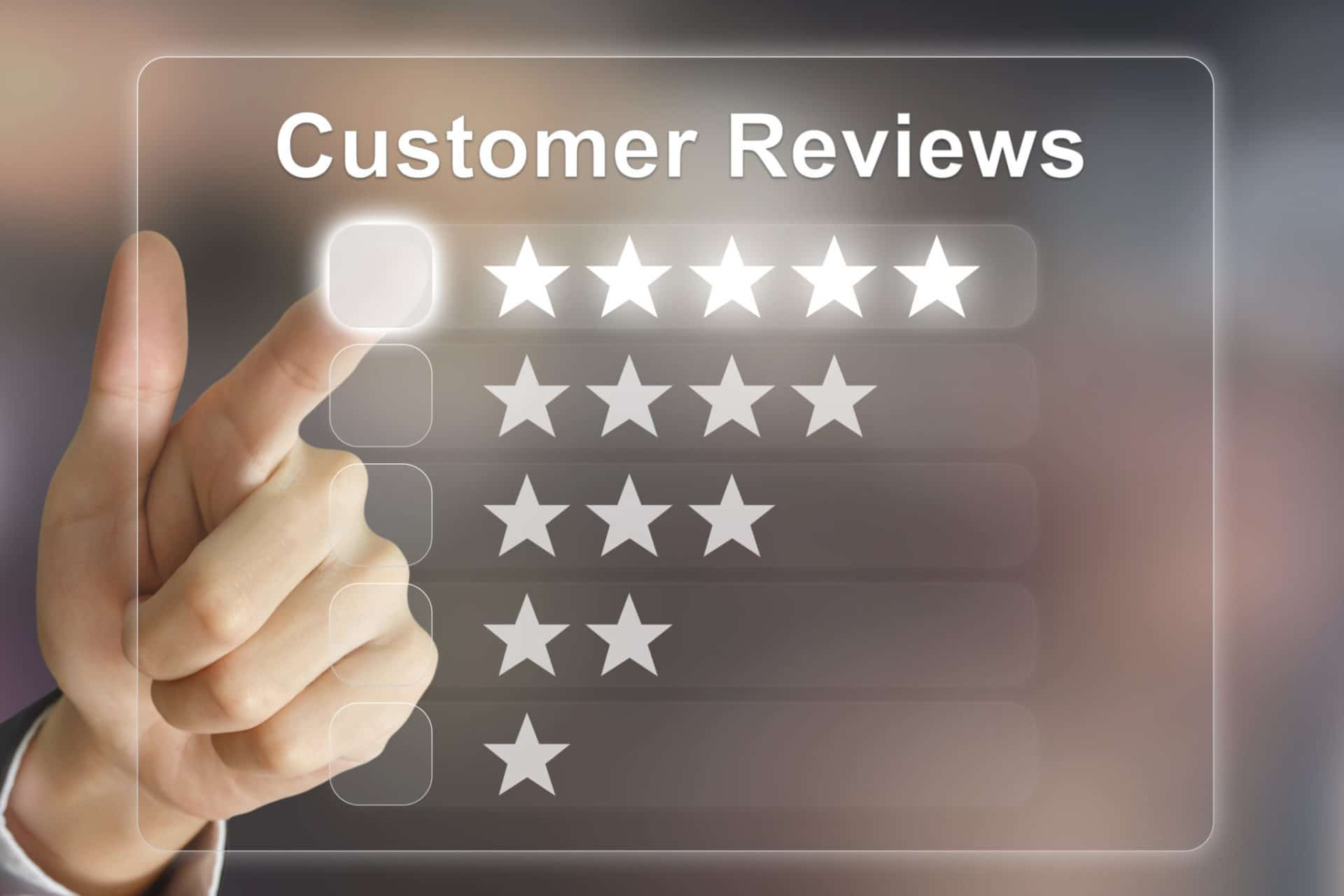 How to Deal with Negative Reviews 7